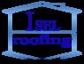 Isel Roofing blue Logo